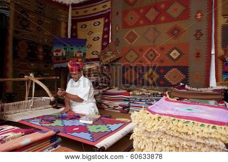 Carpet/tapestry Weaving