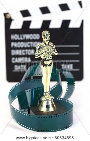 Fake Oscar Award