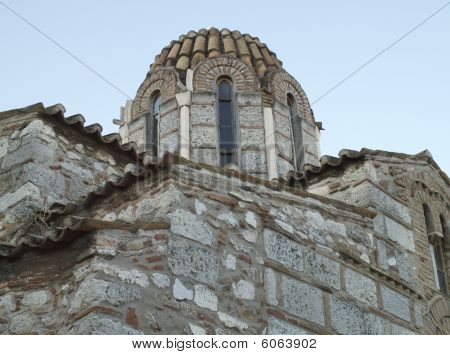 Coppola on Church of the Metamorphosis, Athens