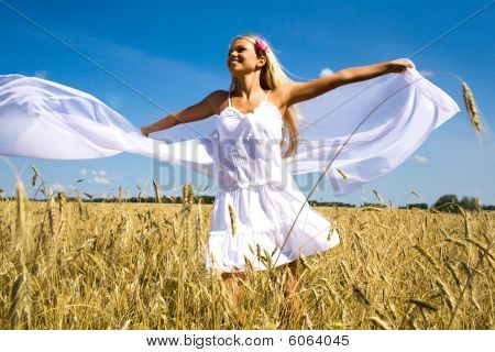In The Wheat Field