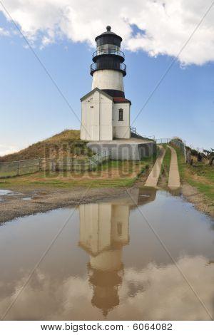 Lighthouse Cape Disappointment Washington