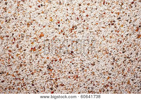 Grit Pattern Sand Color Background
