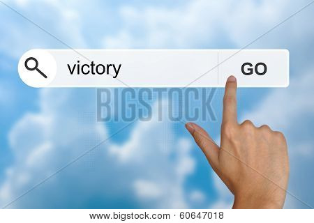 Victory On Search Toolbar
