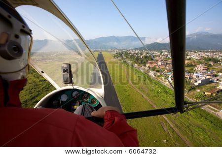 Ultralight Landing