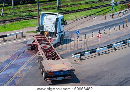 Truck Turns