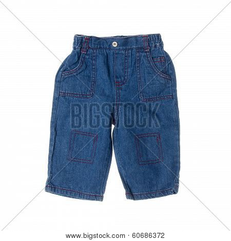 Children Denim Pants