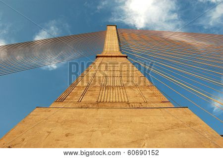 Cable Bridge Pylon