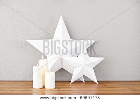 Stars And Candles