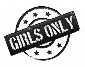 Stamp - Girls Only