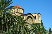 pic of trinity  - Church of Agia Triada  - JPG