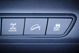 picture of four-wheel  - Vehicle car interior  - JPG