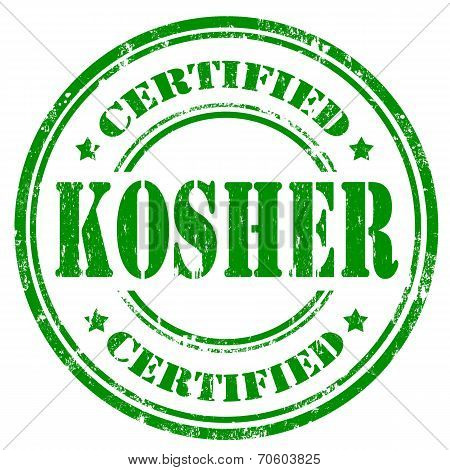 Kosher-stamp