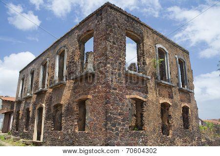ruins of alcantara