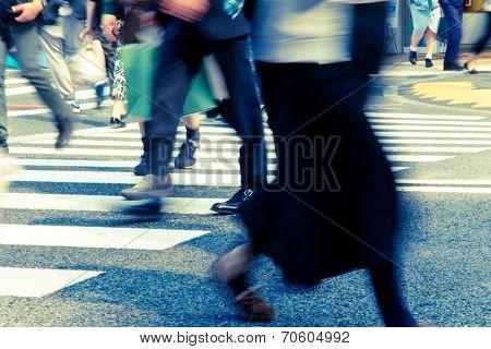 Tokyo City Commuters