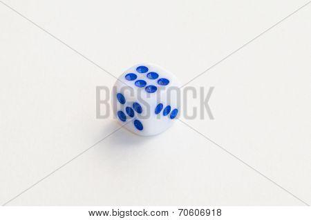 One dice 6
