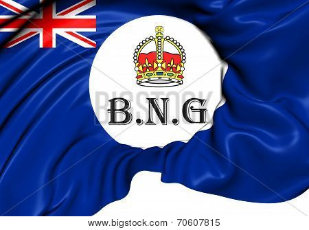 Flag Of British New Guinea (1888-1906)