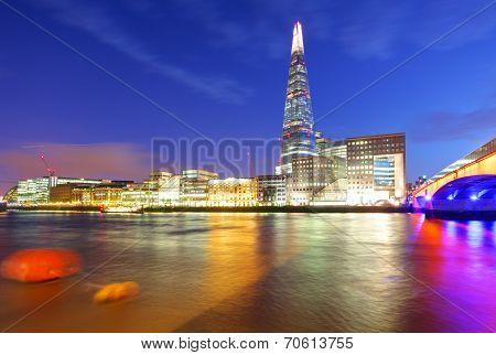 London Skyline, Uk, England