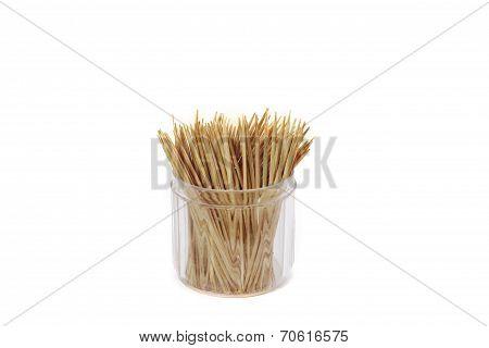 Bunch Of Toothpicks