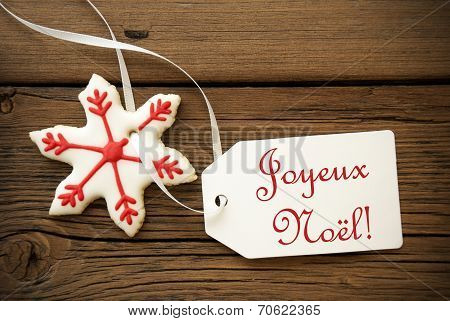 Joyeux Noël, French Christmas Greetings