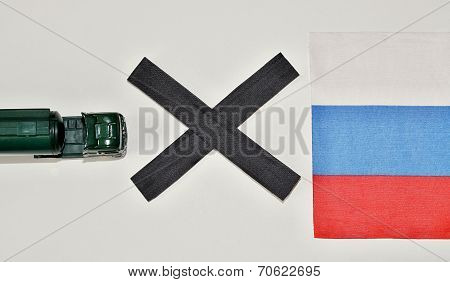 Stop Of Import To Russia
