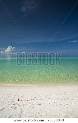 Sok San Beach In Koh Rong Island Cambodia