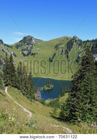 Lake Hinterstockensee