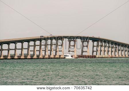 Bonner Bridge, Oregon Inlet