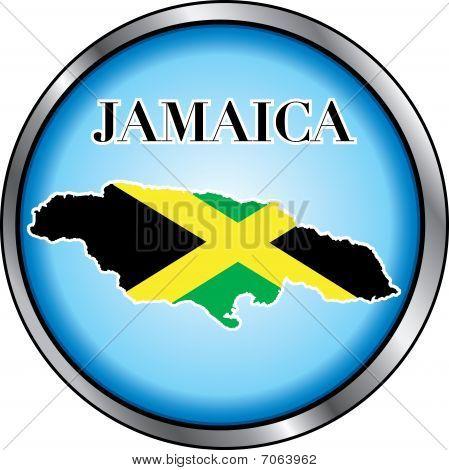 Botón redondo de Jamaica