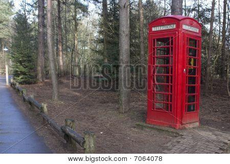 Red Phonebox