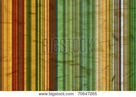 Horizantal Tartan Green Pattern - Plaid Clothing Table