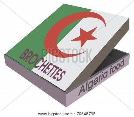 Box Algeria Food