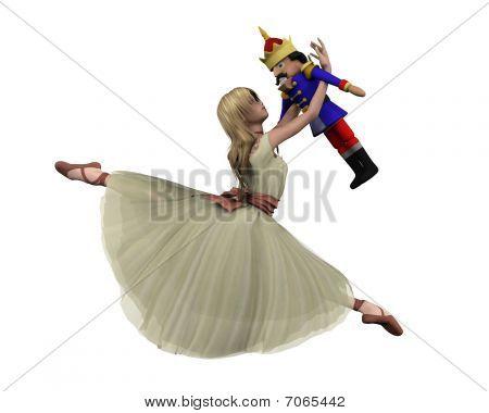 Clara und der Nussknacker Puppe 3