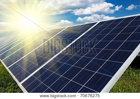 Renewable Solar Energy
