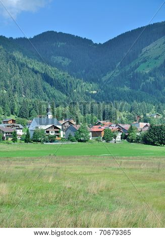Nesselwaengle,Tannheimer Tal,Tirol,Austria