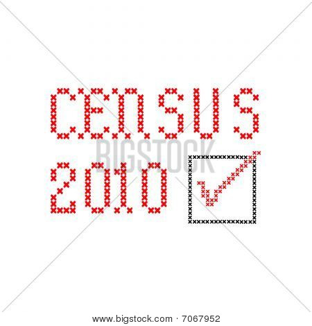 Census 2010 - Embroidery