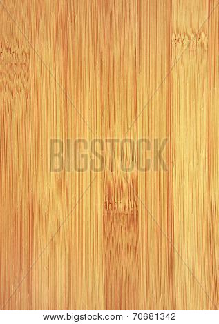 Texture of the board of bamboo