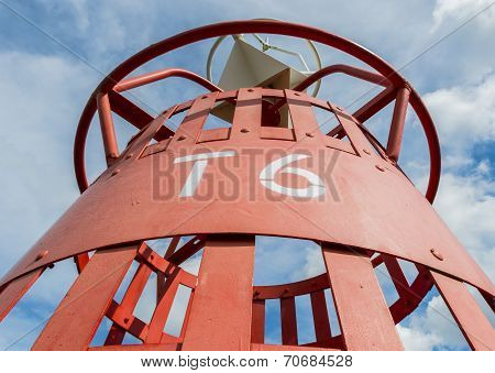 Red Buoy T6