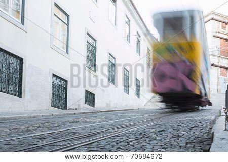 Elevador Da Gloria, Lisbon