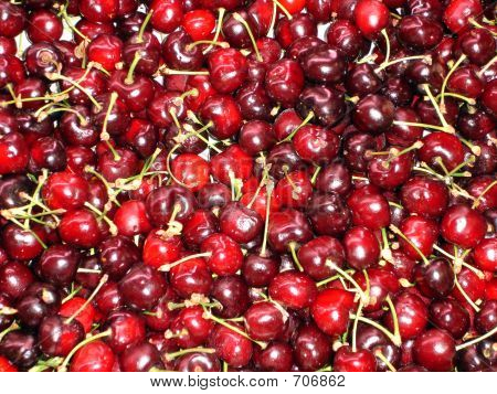 Cherry Background