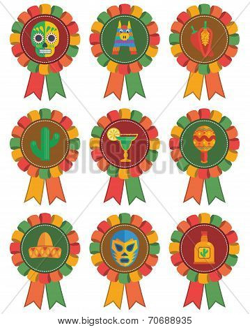 Mexican Rosettes