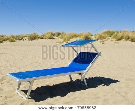 Lonely Deckchair