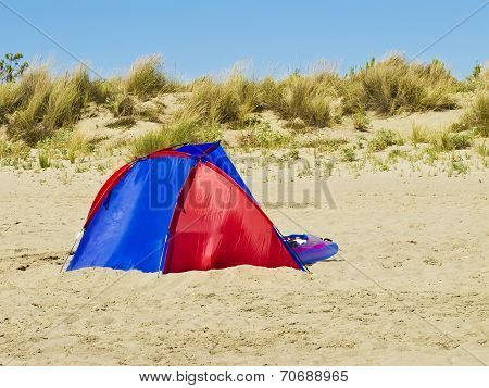 Lonely Tent