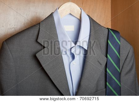 Businessman Wardrobe