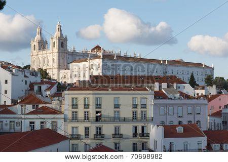 Igreja De Sao Vicente Lisbon