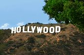 Hollywood-Schild
