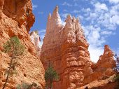 Bryce Canyon crag tower