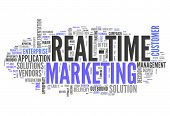 pic of time flies  - Word Cloud with Real - JPG