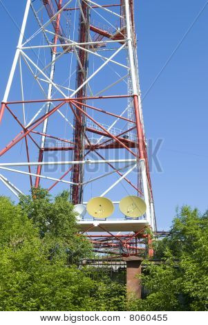 Telecommunication Antenna