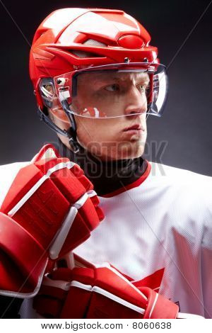 Hockey Man
