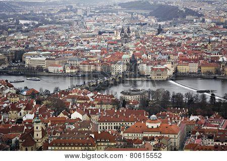 Divided Prague